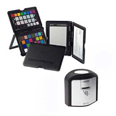 Colour calibration equipment