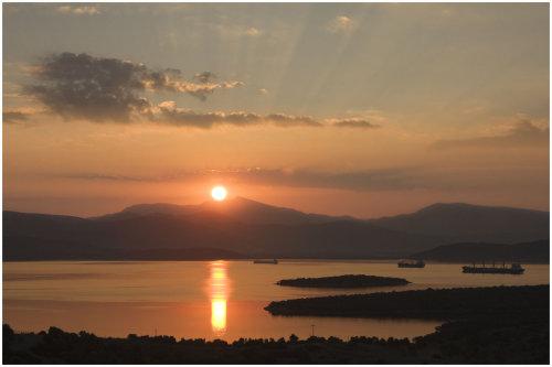 Guluk Sunrise