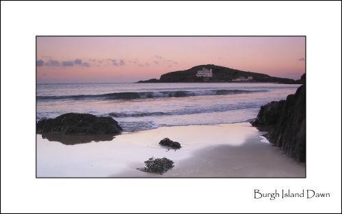 Burgh Island Dawn