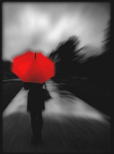 RUSHING IN THE RAIN1