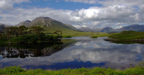 The 12 Bens of Connemara